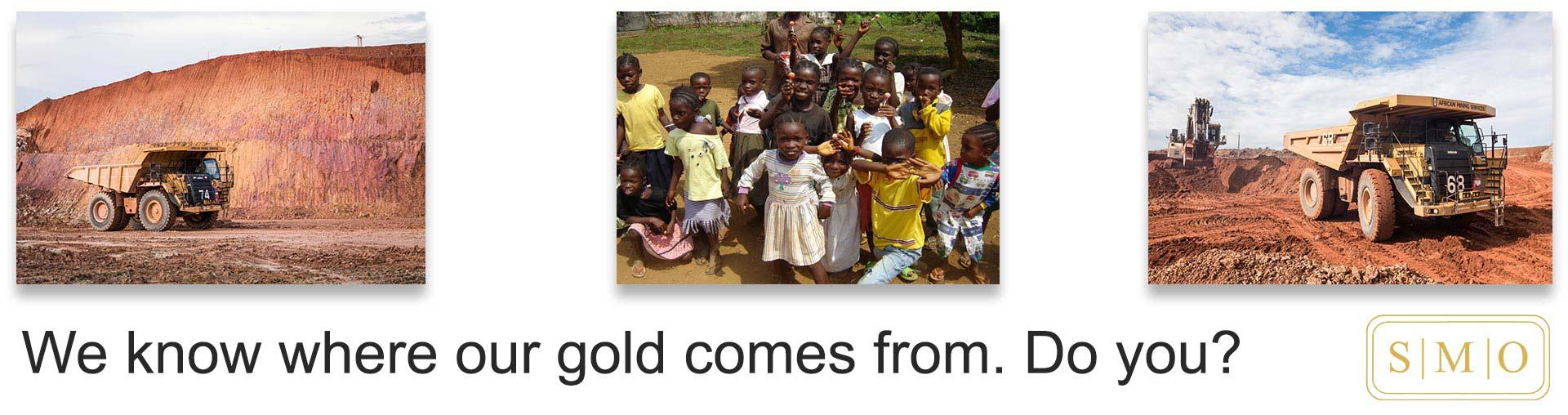 single mine origin gold